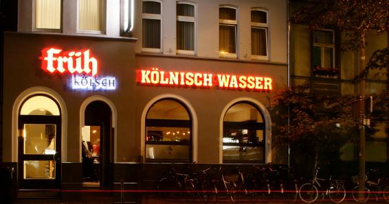 3 Tage für 2 Personen im Doppelzimmer inkl. Frühstück im 3*** Hotel Kölnisch Wasser für 99€ statt 220€