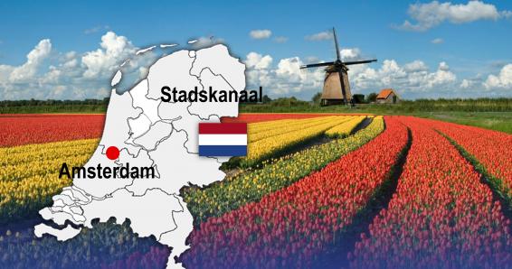 Holland: 3 Tage im Deluxe Doppelzimmer inkl. Frühstück / Halbpension