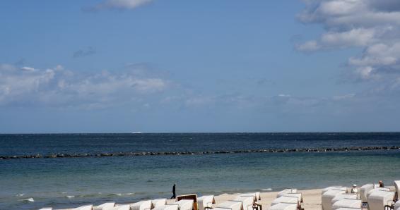Kurzurlaub in Bäderstilvilla auf der Sonneninsel Rügen an der Ostsee für 2 Personen inklusive Saunanutzung für 171€