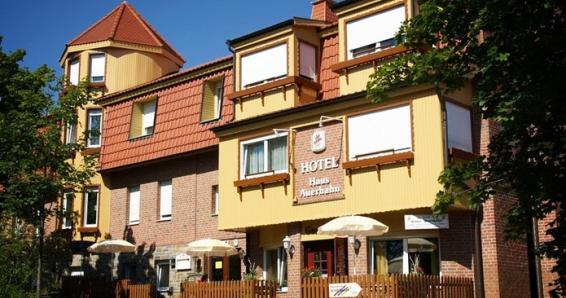 3 Tage im DZ, inkl Frühstück für 2 p.P. im Stadt-gut-Hotel Auerhahn für 99€ statt 173€