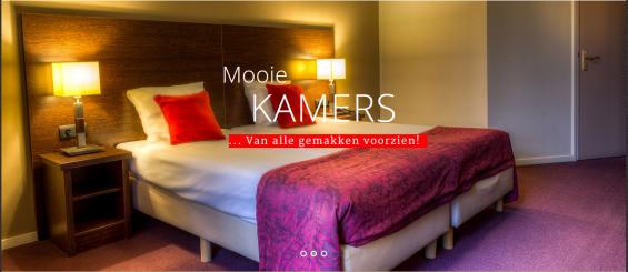 3 Tage im 3*-Hotel inkl. 3-Gang-Menü für 2 Personen im Hotel Arcen / Holland