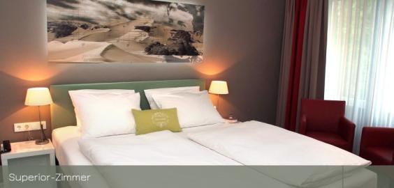 3 Tage im 3*-Hotel inkl. Frühstück für 2 Personen im Hotel Concorde