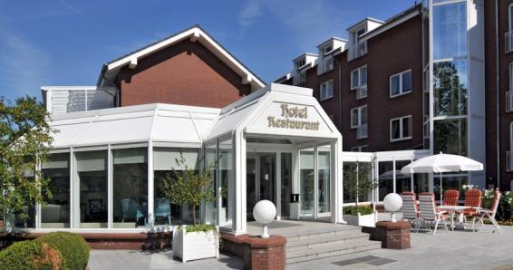 3 Tage / 2 Übernachtungen für 2 Person im Doppelzimmer inkl. Halbpension für  für 265€ statt 384€ im Parkhotel Am Glienberg