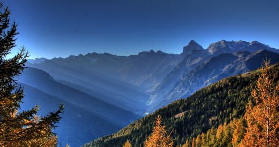 Südtirol: 2 Nächte für 2 Personen mit Halbpension, Doppelzimmer, Frühstück, Wellness im Hotel Argentum Gossensass für 129€