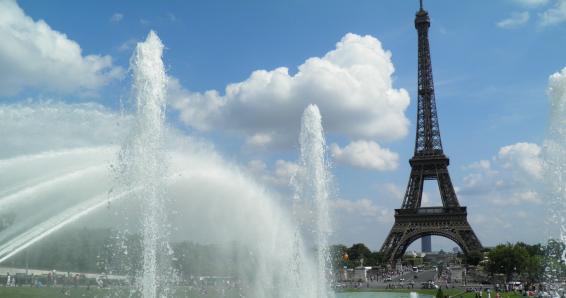 2 tägige Parisreise inkl. Busfahrt und Übernachtung für 1 Person