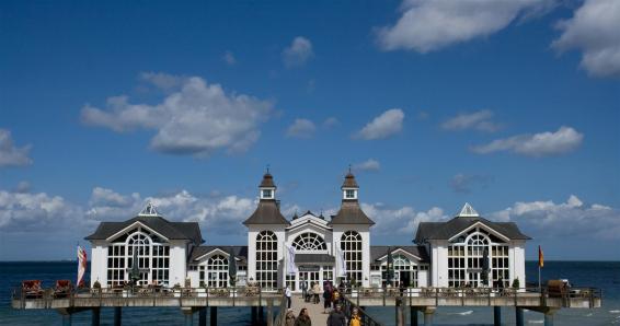 Kurzurlaub in Bäderstilvilla auf der Sonneninsel Rügen an der Ostsee für 2 Personen inklusive Saunanutzung für 129€