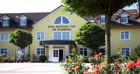 2 Übernachtungen im Komfort DZ inkl. Halbpension im Landhotel im Fläming für 149€ statt 258€