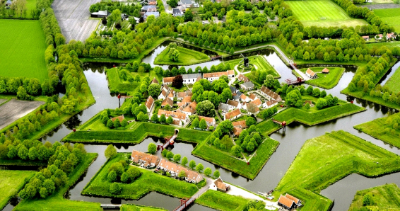Holland: 3 Tage im Deluxe Doppelzimmer / Best Western Hotel