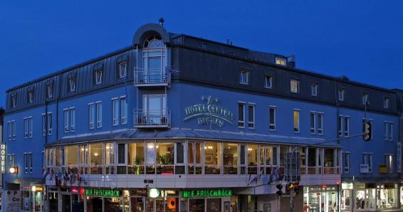 Vor den Toren von München: 2 Tage im Doppelzimmer, 2 Peronsen, inkl. Frühstück im Hotel Central Dachau für 89€
