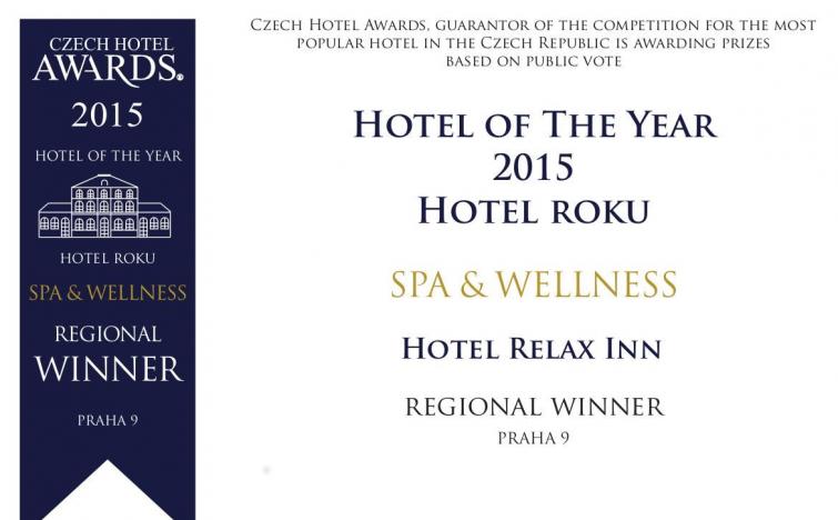 Prag: 2 ÜN im Doppelzimmer im 4**** Hotel Relax Inn inkl. Gutschein für Wellness