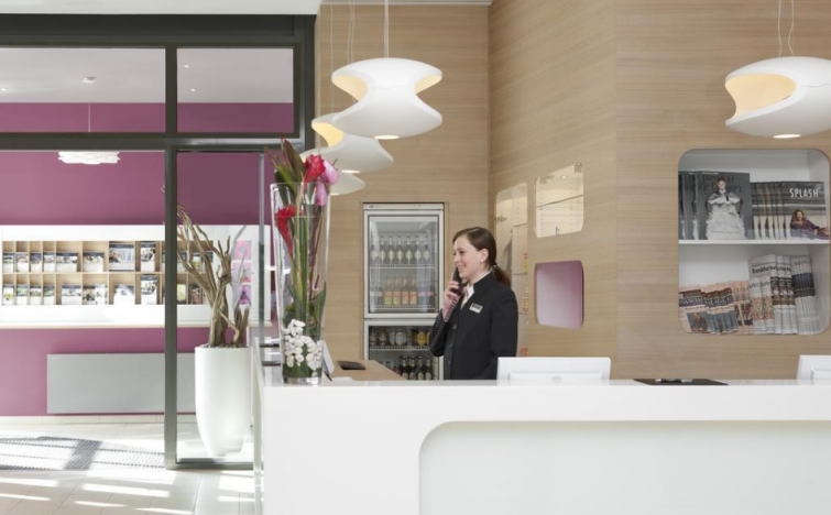 2 Nächte für 2 Personen im Doppel- oder Superiorzimmer oder  (je nach Verfügbarkeit) Welcome Hotel Frankfurt 4*