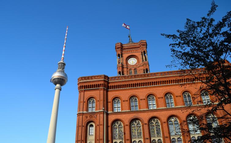 3 Tage Berlin für 2 Personen im Doppelzimmer inkl. Frühstück + Eintrittskarte Madame Tussauds im Hotel Les Nations
