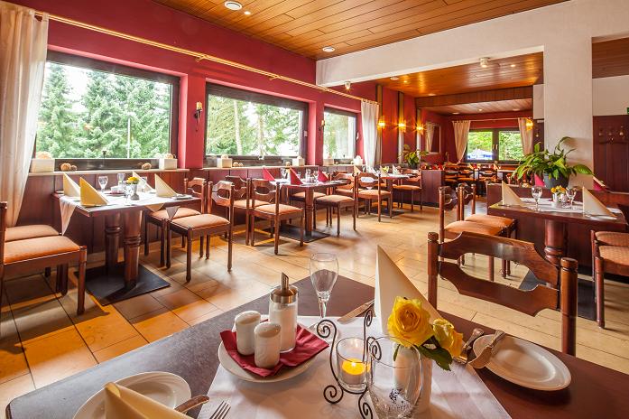 3 Übernachtungen inklusive Frühstückbuffet und 1 x Dinner pro Person im Hotel Tannenhof Haiger