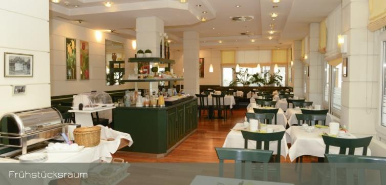 2 ÜN/F für 2 Personen im Komfort-DZ inkl. Begrüßungsgetränk im Hotel Concorde für 139€