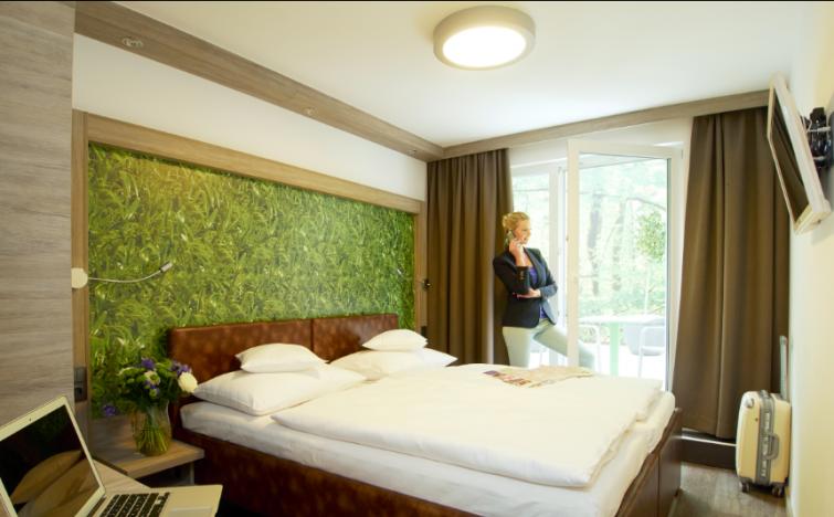 Wien: 1 ÜN/F für 2 Personen im Superior-Doppelzimmer im HB1 Wien Schönbrunn für 59 €