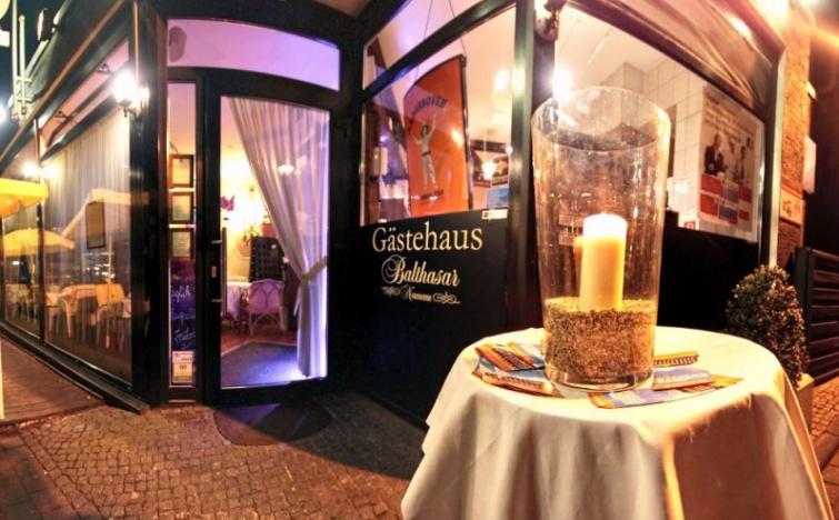 2 Übernachtungen für 2 Personen im Standart Doppelzimmer inkl. Frühstück im Gästehaus Balthasar-Neumann