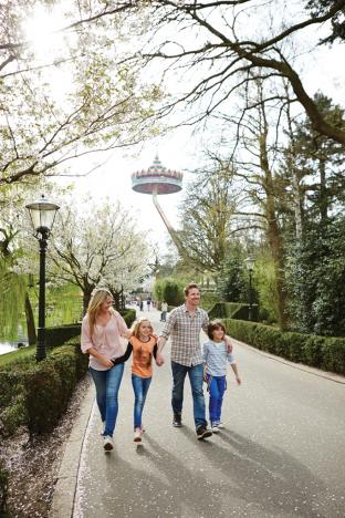 Holland: 3 Tage im 4*Hotel & Tickets für den Freizeitpark Efteling